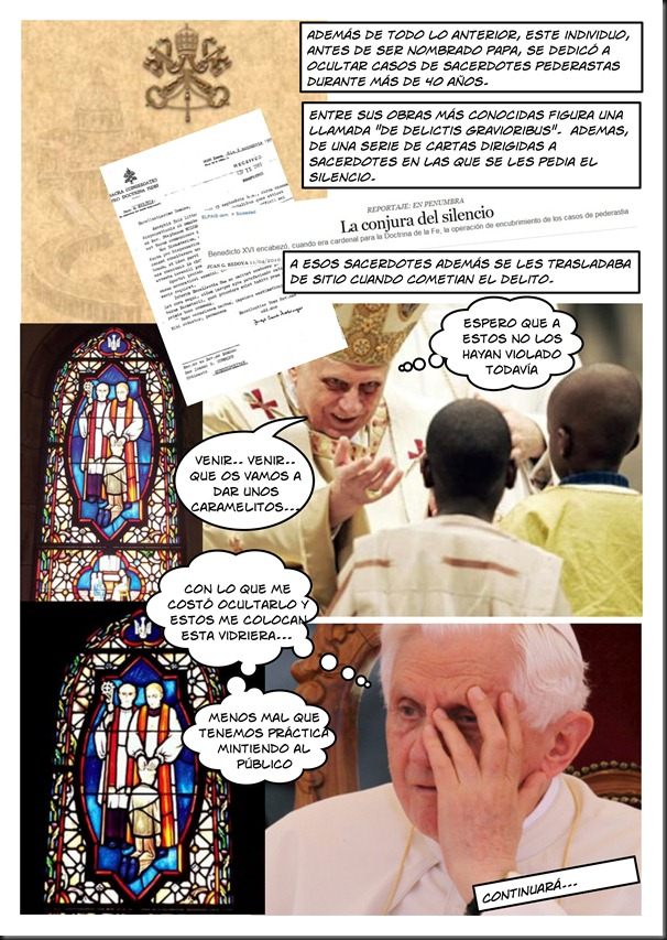 El lado oscuro del papa 03
