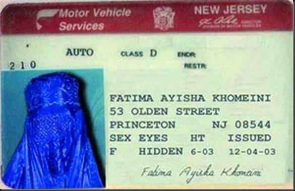burqadriverslicense